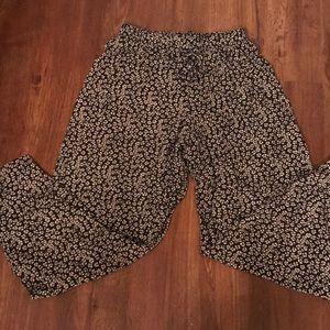 Bentley Baggy Casual Rayon Pants